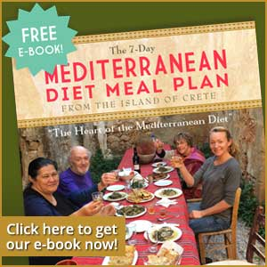 Free E-Book: 7-Day Mediterranean Diet Meal Plan