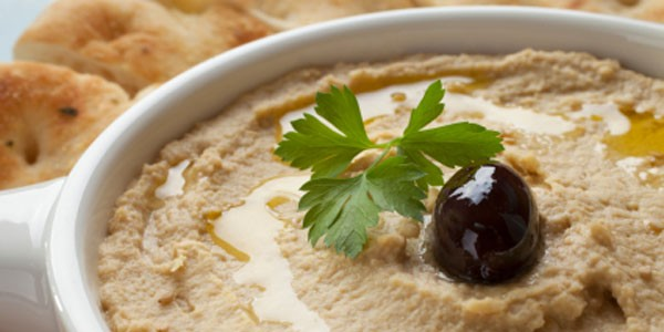 Mediterranean Diet Hummus