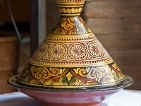 A traditional tagine