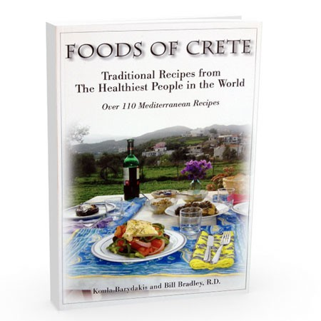 Mediterranean Diet Recipes from the Island of Crete