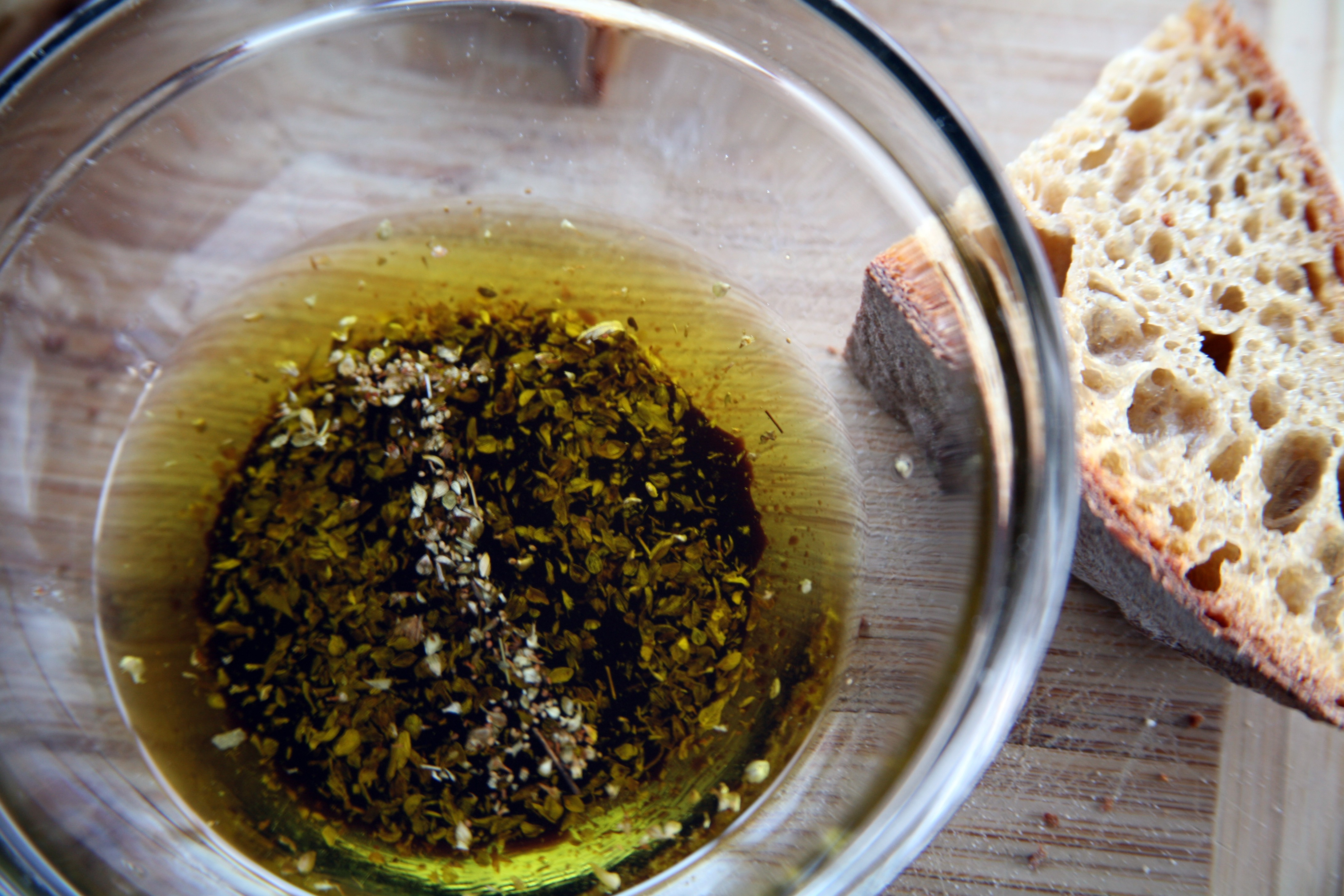Basic Olive Oil Dipping Sauce