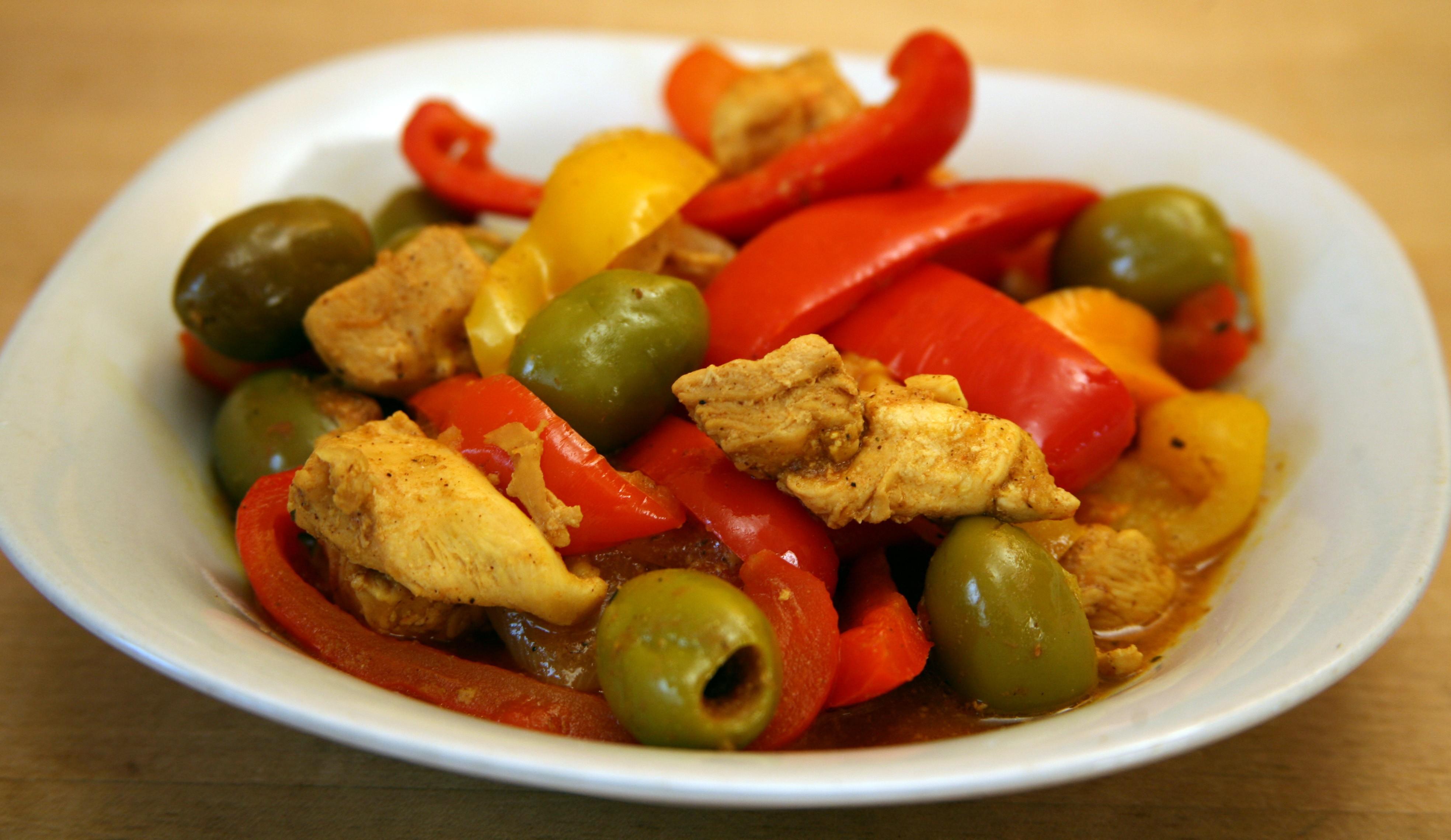 Mediterranean Diet Tagine Recipe