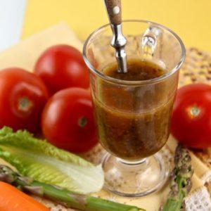 Mediterranean Diet Recipes: Dijon Vinaigrette