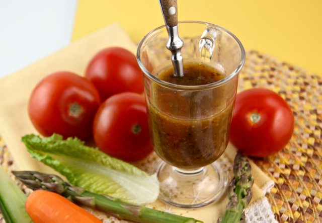 Mediterranean Diet Recipes: Dijon Vinaigrette