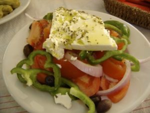 Greek Salad From Crete