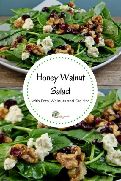 Honey Walnut Salad