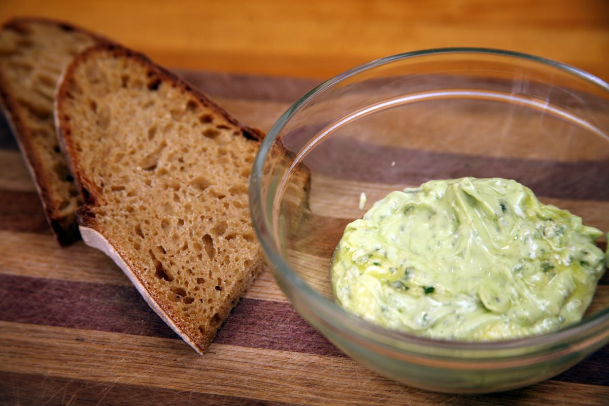 Olive Oil/Butter Spread
