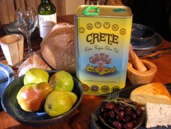 Purchase Extra Virgin Olive Oil from Crete