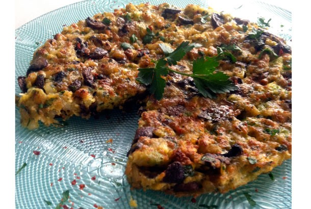 Mediterranean Diet Recipes: Italian Frittata