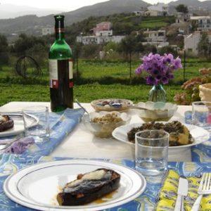 Traditional Mediterranean Diet Meal Plan