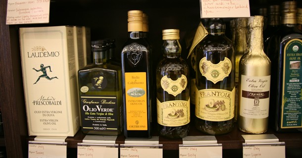 Olive oil is a healthy part of the Mediterranean Diet