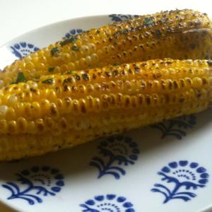 Mediterranean Diet Recipes: Lebanese Grilled Corn