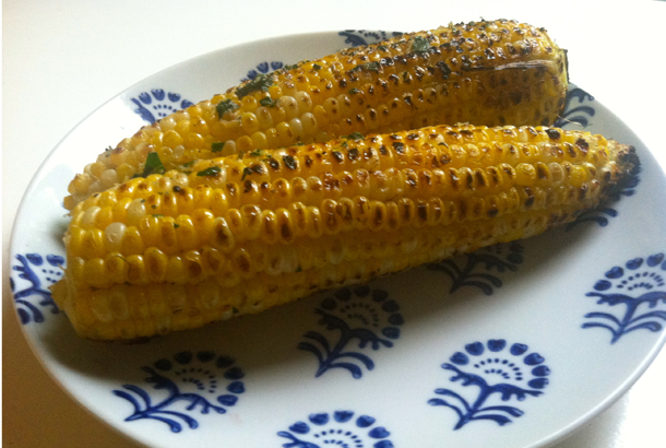 Mediterranean Diet Recipes: Lebanese Grilled Corn