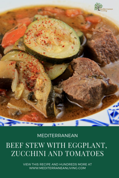 Beef Stew Recipes Mediterranean
