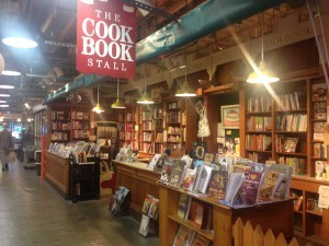 The Cookbook Stall, Reading Terminal Market