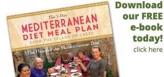 Mediterranean Diet and Mediterranean Diet Recipes Meal Plan