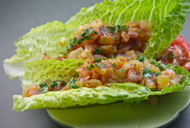 Leeks and Celery