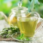 Mediterranean diet recipe for peppermint tea