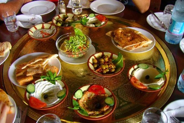 Mediterranean Diet Recipes for Meze