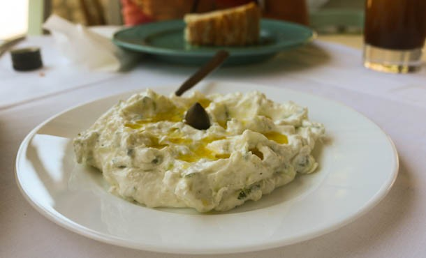 Mediterranean Diet Recipes: Tzatziki
