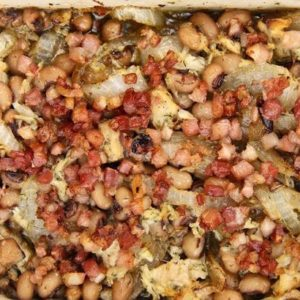Black Eyed Beans: Mediterranean Diet Recipes