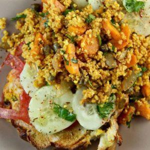 Millet for Mediterranean Diet
