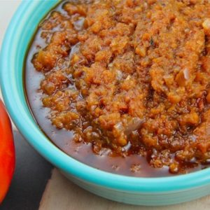 Mediterranean Diet Recipes: Sofrito