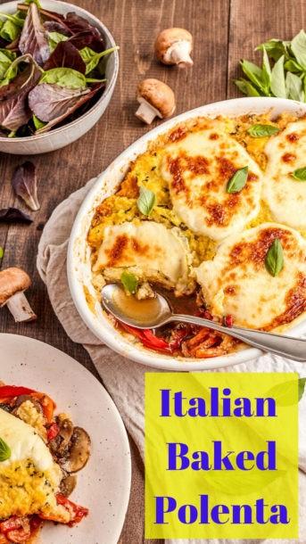 Italian Baked Polenta