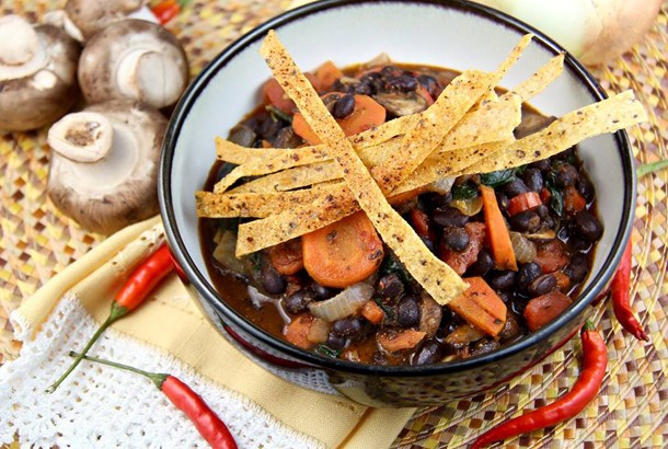 Black Bean Stew