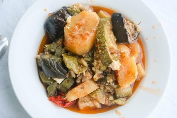 Mediterranean Diet Briam