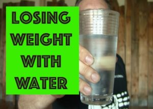 How Drinking Water Will Help You Lose Weight (video)