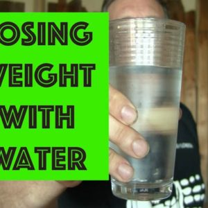 How Much Water Do I Need To Drink For Weight Loss? (video)