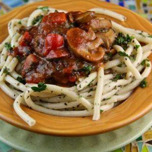 Italian Farmhouse Chunky Tomato Sauce
