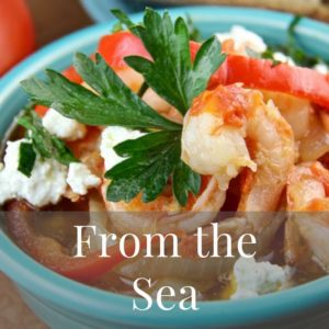 Mediterranean Diet Recipes From the Sea