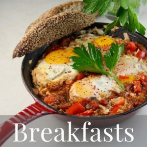 Mediterranean Diet Recipes Breakfasts