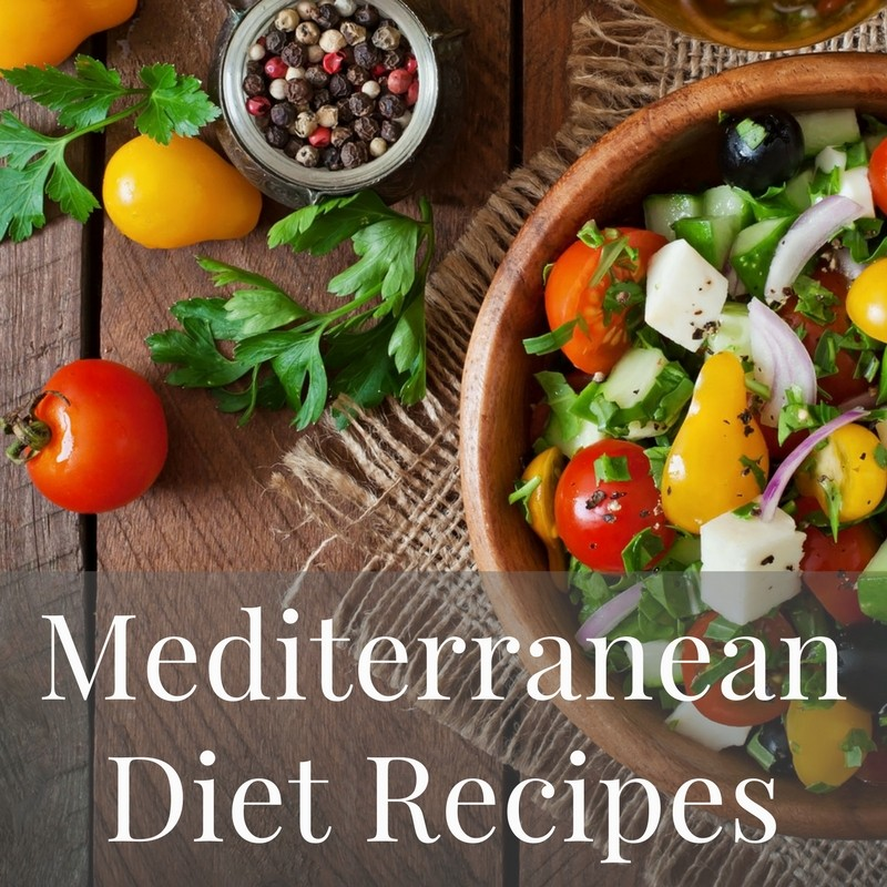Modern and Traditional Mediterranean Diet Recipes