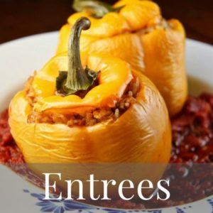 Mediterranean Diet Recipes Entrees