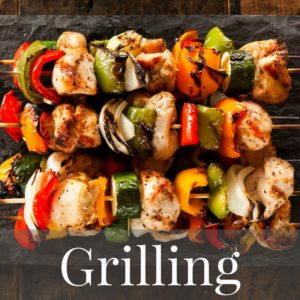 Mediterranean Diet Recipes Grilling
