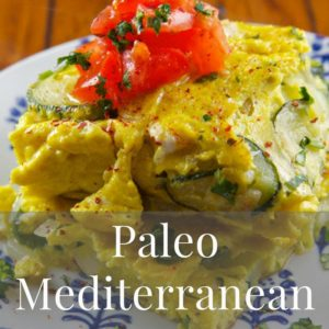 Mediterranean Diet Recipes Paleo Mediterranean