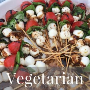 Mediterranean Diet Recipes Vegetarian