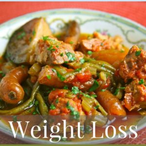 Mediterranean Diet Recipes Weight Loss