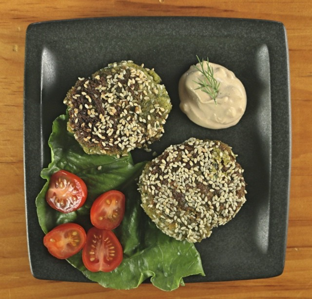 Falafel (Egypt) Mediterranean Diet Recipes