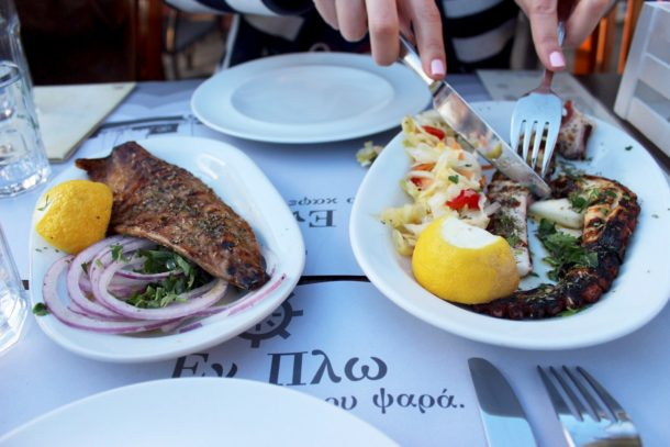 Mediterranean Culinary Travels: Thessaloniki Fish