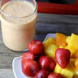 Mediterranean Diet Smoothie Recipe