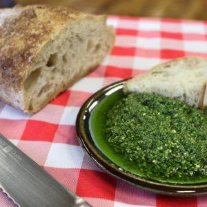 Mediterranean Diet Recipes: Vegan Pesto