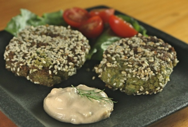 Mediterranean Diet Recipes: Falafel