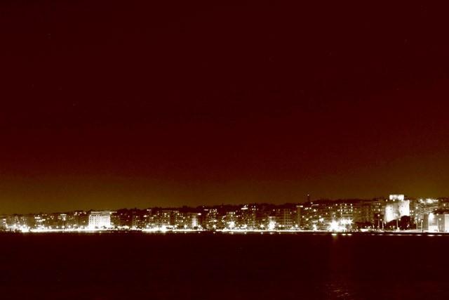 Leoforos Nikis Thessaloniki White Tower