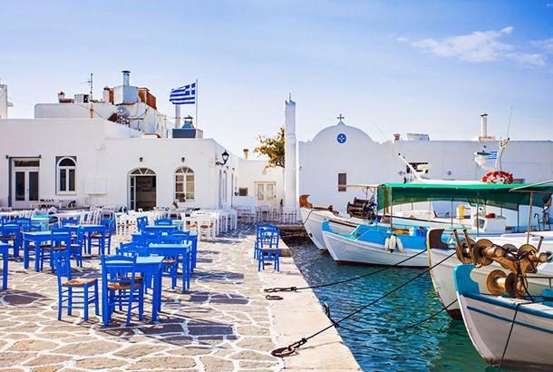 Mediterranean Diet: Culinary Pleasures in Paros Mediterranean Living