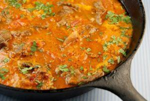 Mediterranean Diet Recipes: Beef Cacciatore