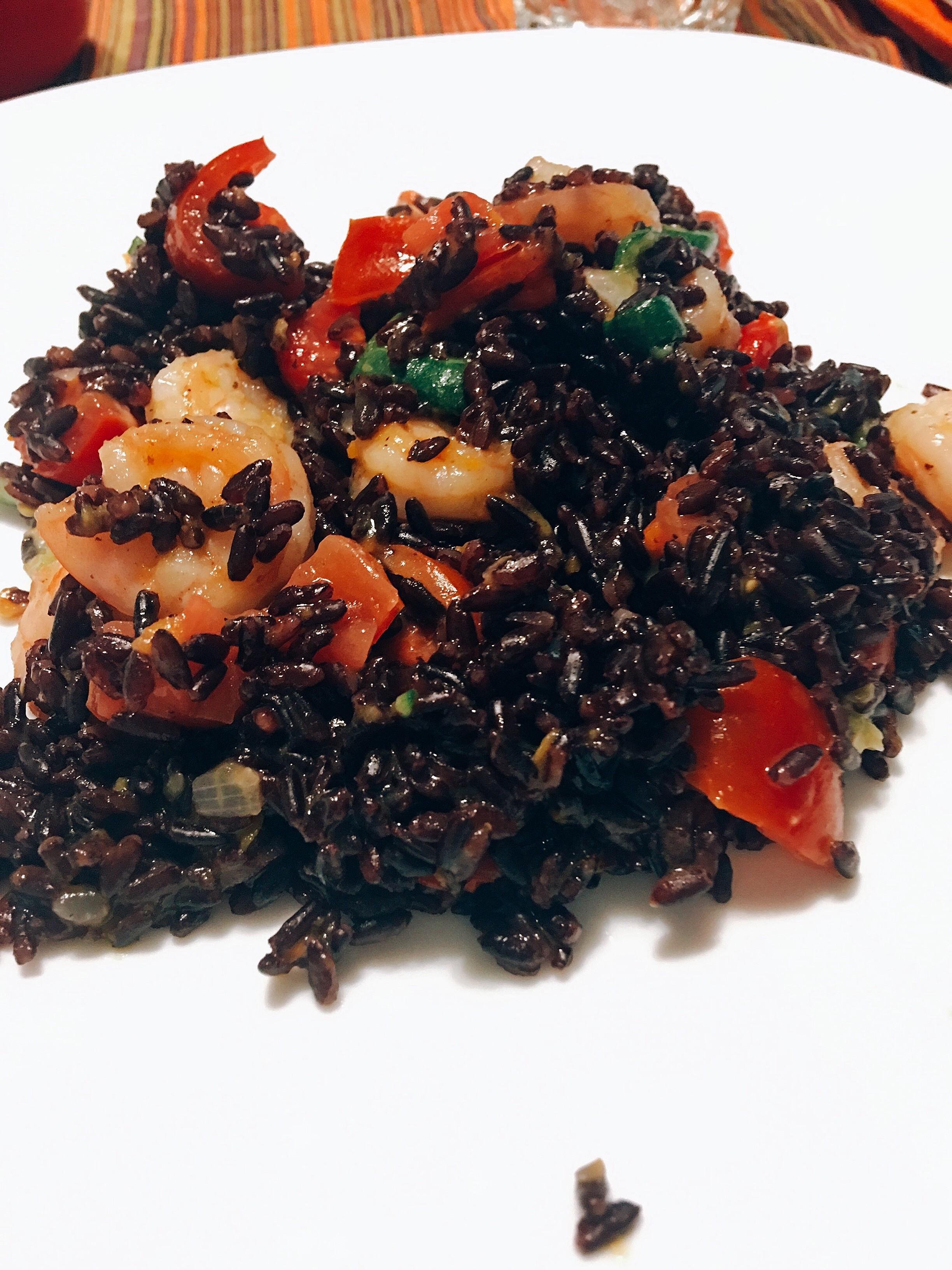 Mediterranean Diet: Mediterranean Black Rice